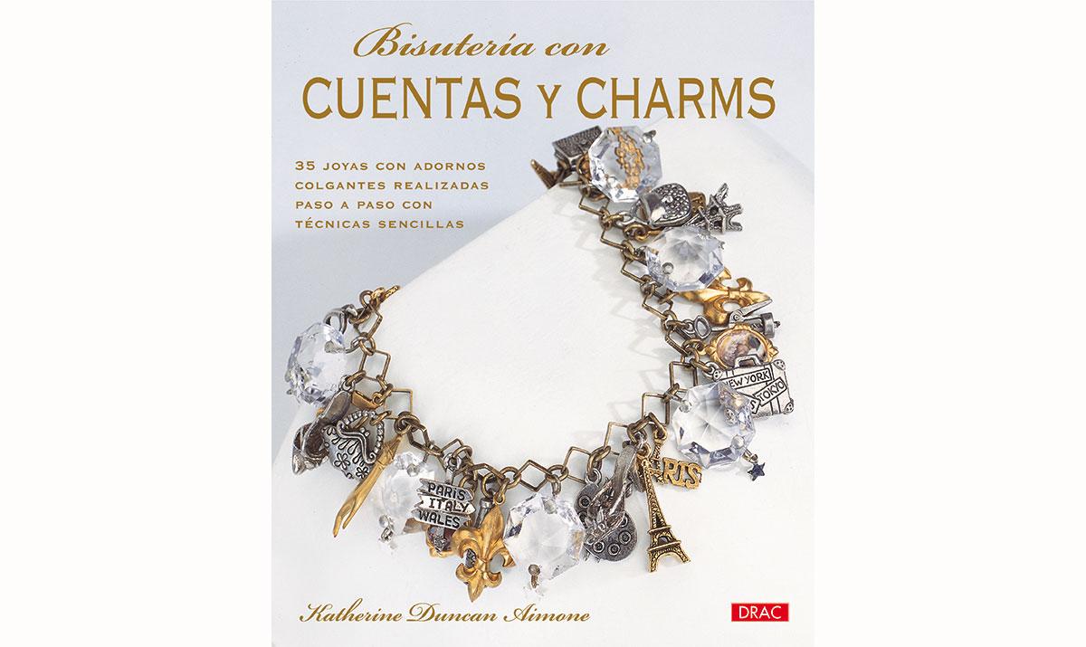 RD3167 Libro CHARMS Bisuteria con cuentas y charms El drac