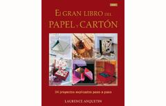 RD3175 Libro PAPEL Y CARTON El gran libro de papel y carton El drac