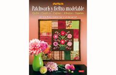 RD3187 Libro PATCHWORK Patchwork y Fieltro modelable El drac