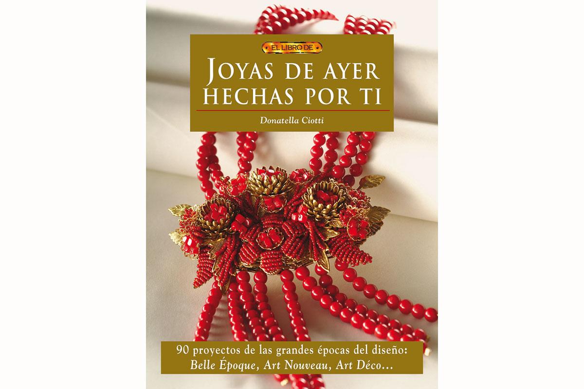 RD3192 Libro CUENTAS Y ABALORIOS Joyas de ayer hechas por ti El drac