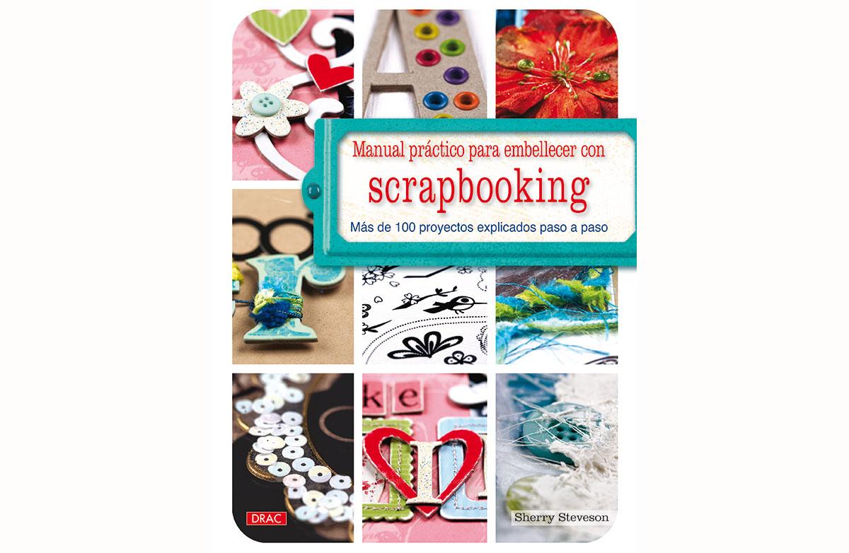 RD3205 Libro LO Manual practico para embellecer con scrapbooking El drac