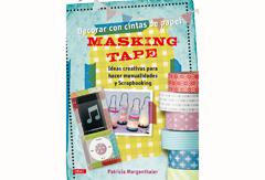 RD3253 Libro WASHI TAPE Masking tape Crear con cintas de papel El drac - Ítem