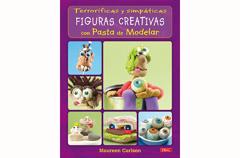 RD3282 Libro PASTA POLIMERICA Terrorific as y simpaticas figuras creativas con pasta de modelar El drac