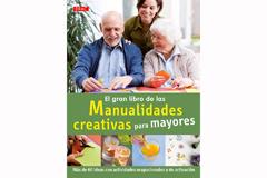 RD3292 Libro PARA MAYORES Manualidades creativas para mayores El drac