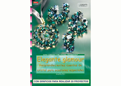 RD33005 Revista SWAROVSKI Elegante glamour con swarovski El drac