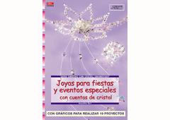 RD33006 Revista SWAROVSKI Joyas para fiestas y eventos especiales con cuentas de cristal El drac