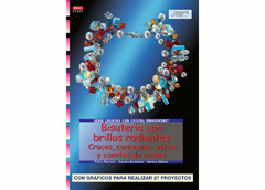 RD33007 Revista SWAROVSKI Bisuteria con brillos radiantes cruces corazones perlas y cuentas de cristal El drac