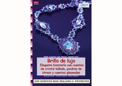 RD33009 Revista SWAROSKI Brillo de lujo elegante bisuteria con cuentas de cristal strass y cuentas glaseadas El drac