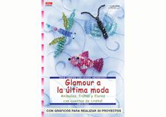 RD33010 Revista CUENTAS Y ABALORIOS Glamour a la ultima moda El drac