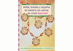 RD33017 Revista SWAROVSKI Anillos broches y conjuntos de bisuteria con cuentas de cristal swarovski El drac