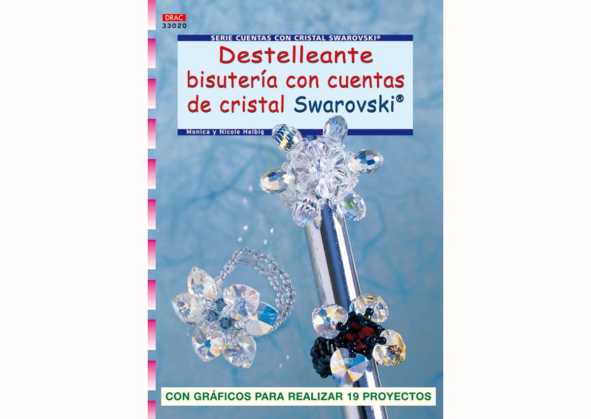 RD33020 Revista SWAROVSKI Destelleante bisuteria con cuentas de cristal Swarovski El drac