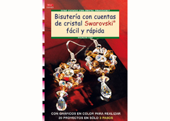 RD33023 Revista SWAROVSKI Bisuteria con cuentas de cristal Swarovski facil y rapida El drac