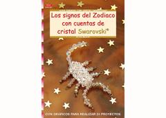 RD33024 Revista SWAROVSKI Los signos del zodiaco con cuentas de cristal Swarovski El drac