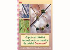 RD33026 Revista SWAROVSKI Joyas swarovski con disenos innovadores con cuentas de cristal Swarovski El drac