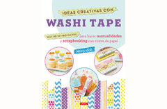 RD3310 Libro WASHI TAPE Ideas creativas con Washi Tape El drac