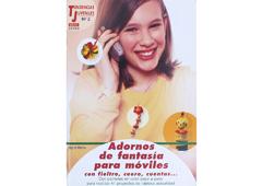 RD35002 Revista TENDENCIAS JUVENILES Adornos de fantasia para moviles 64 pag El drac