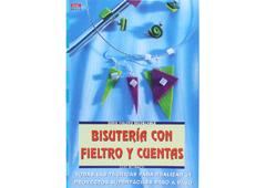 RD36003 Revista CUENTAS Y ABALORIOS FIELTRO Bisuteria con fieltro y cuentas El drac