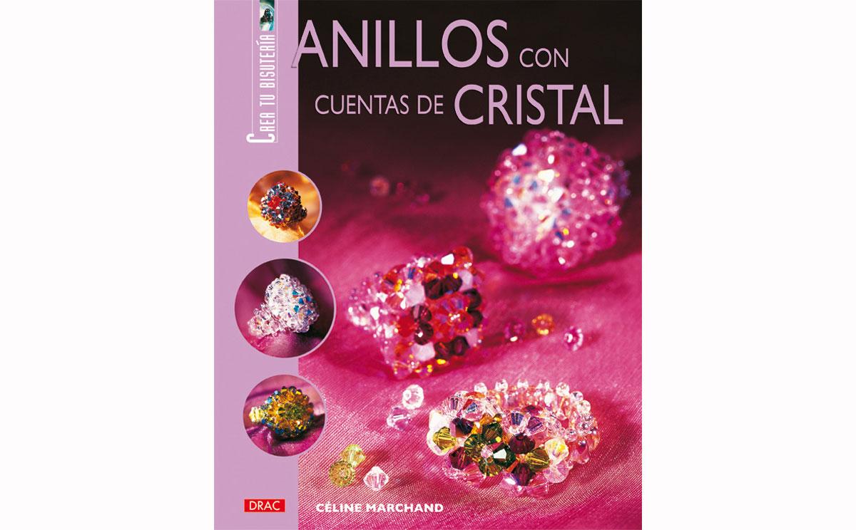 RD41003 Libro CUENTAS Y ABALORIOS Anillos con cuentas de cristal El drac