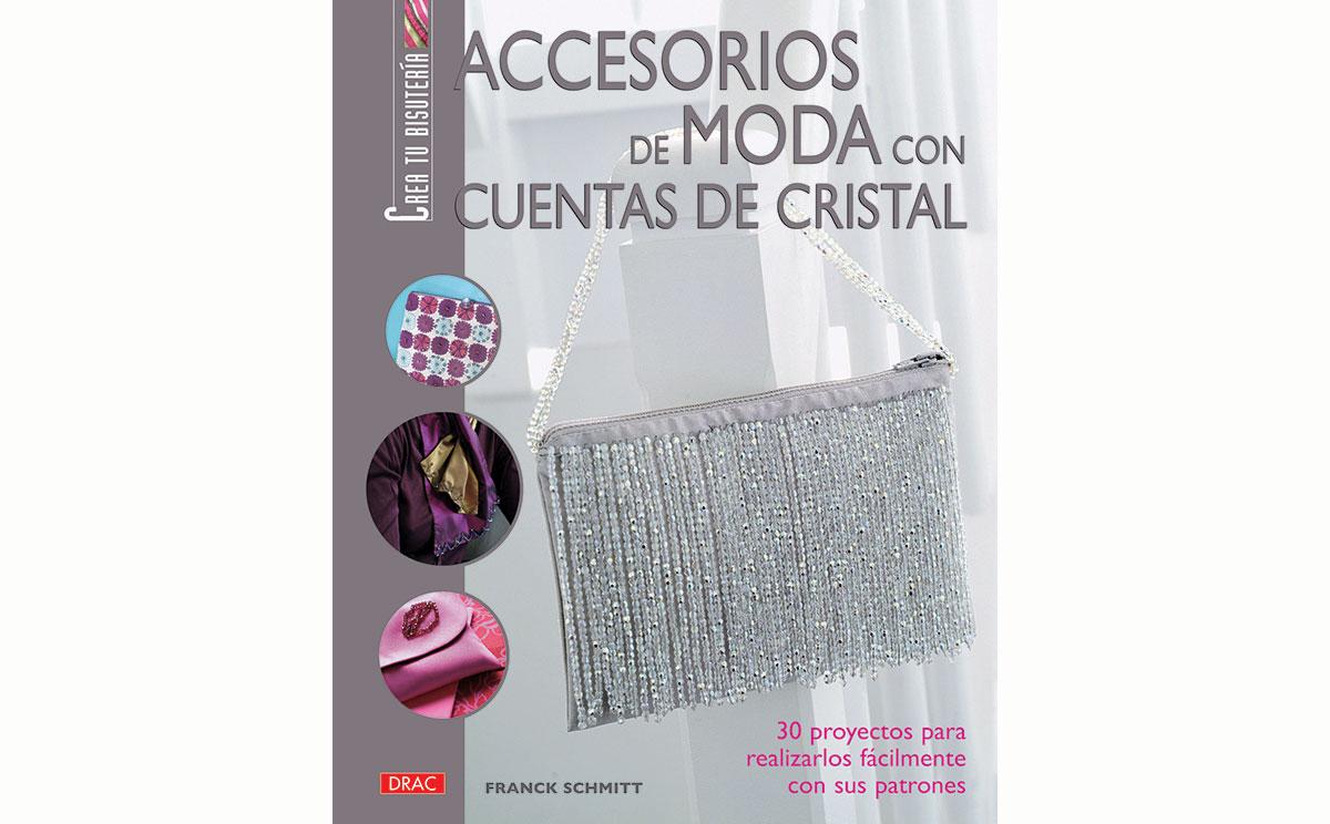 RD41008 Libro CUENTAS Y ABALORIOS Accesorios de moda con cuentas de cristal El drac