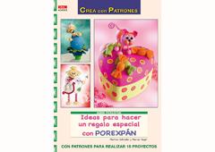 RD43003 Revista POREX Ideas para hacer un regalo especial con porexpan El drac