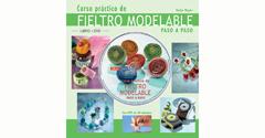 RD48006 Libro y DVD FIELTRO Curso practico de fieltro modelable El drac