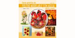 RD48010 Libro y DVD FIELTRO Curso practico de fieltro modelable con aguja El drac