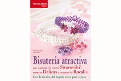 RD49010 Libro SWAROVSKI Bisuteria atractiva con cuentas de cristal swarovski cuentas delicas y cuentas de rocalla El drac