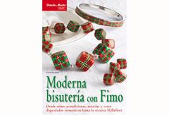 RD49011 Libro PASTA POLIMERICA Moderna bisuteria con fimo El drac