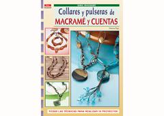 RD52005 Revista MACRAME Collares y pulseras de Macrame y cuentas El drac