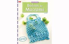 RD52006 Revista MACRAME Bolsos de macrame El drac
