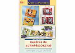RD59002 Revista CUADROS Cuadros de scrapbooking El drac