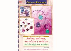 RD80002 Revista HILO MAGICO Anillos pulseras brazaletes y collares con hilo magico El drac