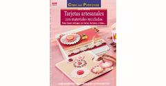 RD90002 Revista MATERIALES RECICLADOS Tarjetas artesanales con materiales reciclados El drac