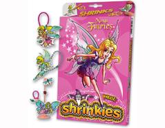 S1060-28 Kit plastico magico Manga Fairies con 6 disenos y accesorios Shrinkles