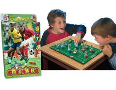 S1060-36 Kit plastico magico Soccer LookaLikes con 6 disenos y accesorios Shrinkles