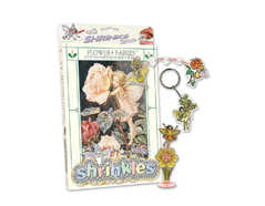 S1426 Kit plastico magico Spring and Summer con multiples disenos y accesorios Shrinkles