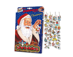 S1433 Kit plastico magico Christmas con multiples disenos y accesorios Shrinkles