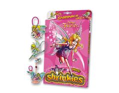 S1447 Kit plastico magico Manga Fairies con multiples disenos y accesorios Shrinkles