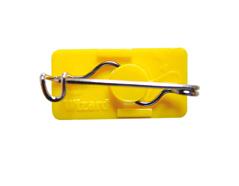 S1901 Broche aguja de plastico colores surtidos Shrinkles