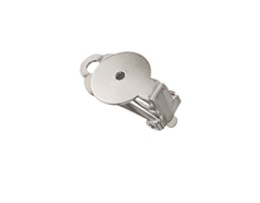 S1906 Pendiente clip metalico Shrinkles