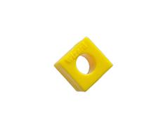 S1916 Tope de plastico para lapiz colores surtidos Shrinkles