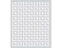 SA036 Plantilla small square grid Hero arts