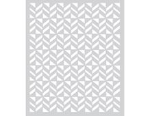 SA038 Plantilla flag pattern Hero arts