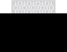 SA056 Plantilla Repeating Loops Stencil Hero arts
