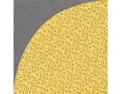 SUN-4963 Papel doble cara SUN KISSED Solstice Basic Grey