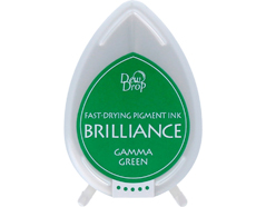 TBD-21 Tinta BRILLIANCE color verde brillante efecto nacarado Brilliance