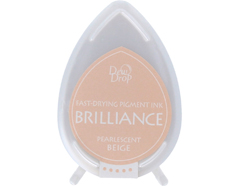 TBD-55 Tinta BRILLIANCE color beige perlado efecto nacarado Brilliance