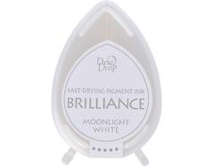 TBD-80 Tinta BRILLIANCE color blanco luna efecto nacarado Brilliance