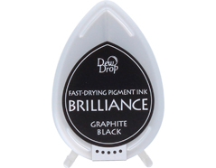 TBD-82 Tinta BRILLIANCE color negro grafito efecto nacarado Brilliance
