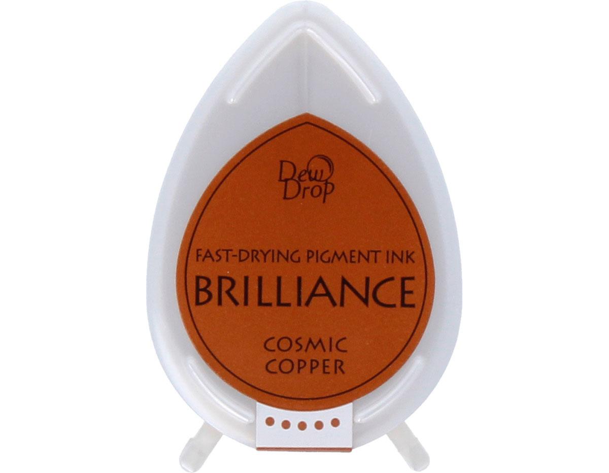 TBD-94 Tinta BRILLIANCE color cobre cosmico efecto nacarado Brilliance